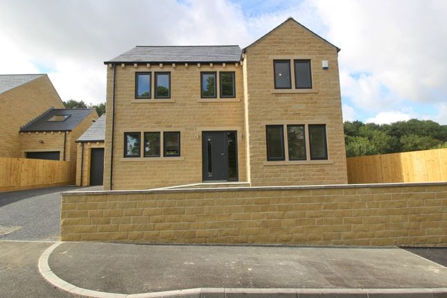 Thumbnail Detached house for sale in Sude Hill, New Mill, Holmfirth
