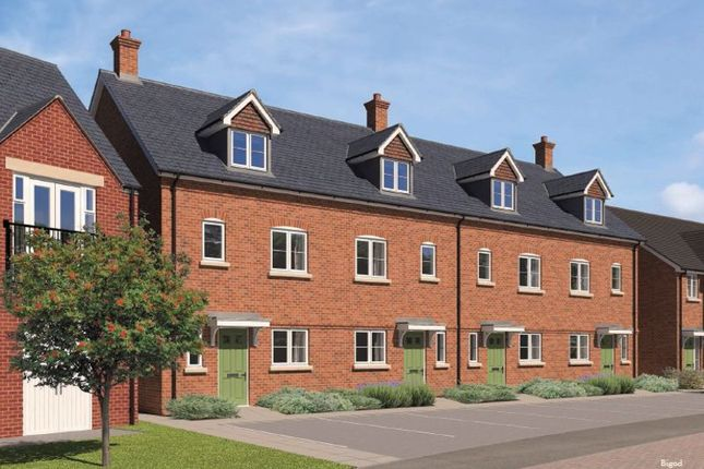 Thumbnail Terraced house for sale in Bristol Road, Gloucester
