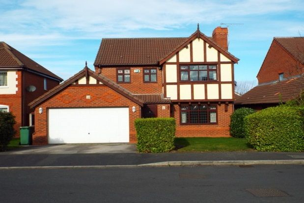 Thumbnail Detached house to rent in Lartonwood, West Kirby, Wirral