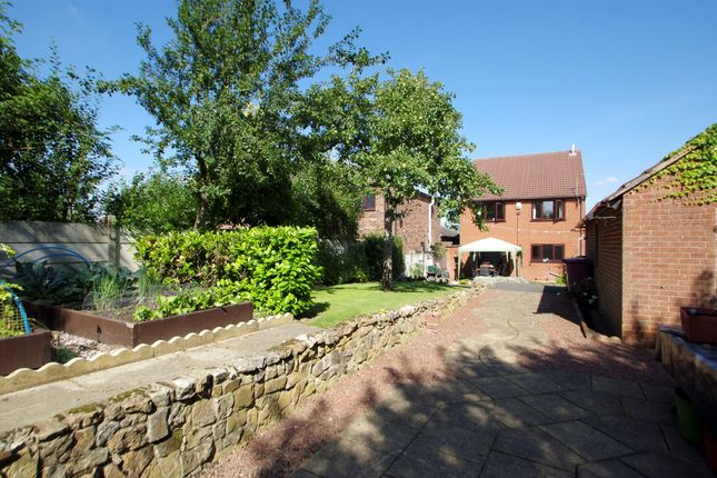Thumbnail Detached house for sale in The Hamlet, South Normanton, Alfreton