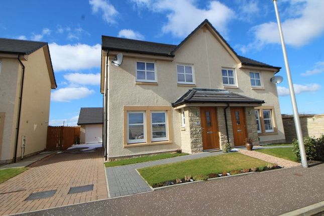 Thumbnail Property for sale in Canberra Crescent, Kirkcaldy