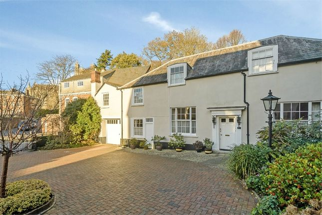 Thumbnail Semi-detached house for sale in Palace Gate, Exeter, Devon