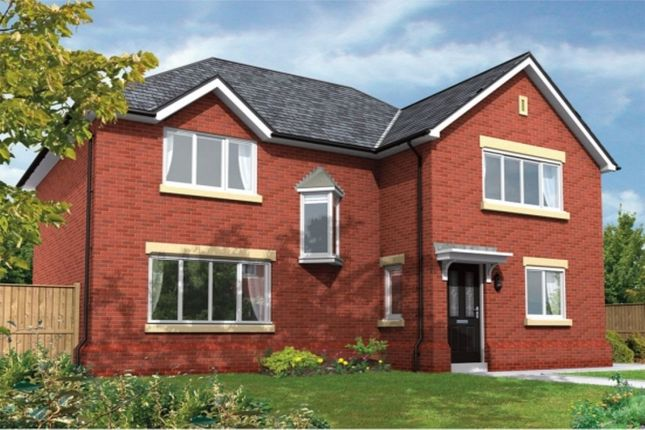Thumbnail Detached house for sale in Oxford, Marton Meadows, Cropper Road, Blackpool