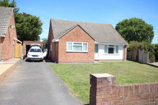 Thumbnail Detached bungalow to rent in Hestercombe Close, Bridgwater