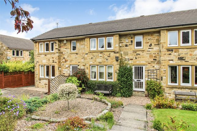 Thumbnail Terraced house for sale in Harlow Manor Park, Harrogate