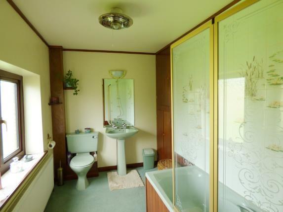 Bathroom of Hernstone Lane, Peak Forest, Buxton, Derbyshire SK17