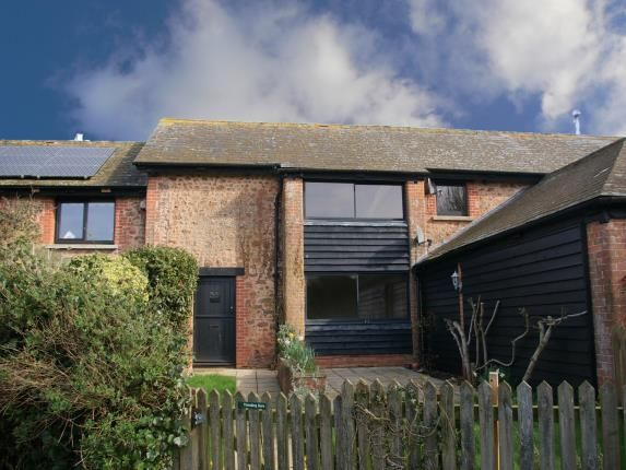 Thumbnail Barn conversion for sale in Budleigh Salterton, Devon