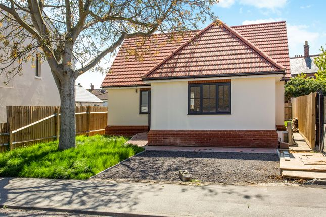 Thumbnail Detached bungalow for sale in Alexandra Road, Burnham-On-Crouch