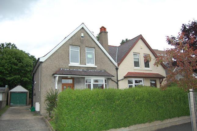 Thumbnail Semi-detached house to rent in Crathie Terrace, Aberdeen