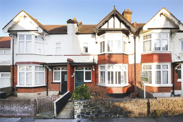 Thumbnail Terraced house for sale in Inglis Road, Addiscombe, Croydon