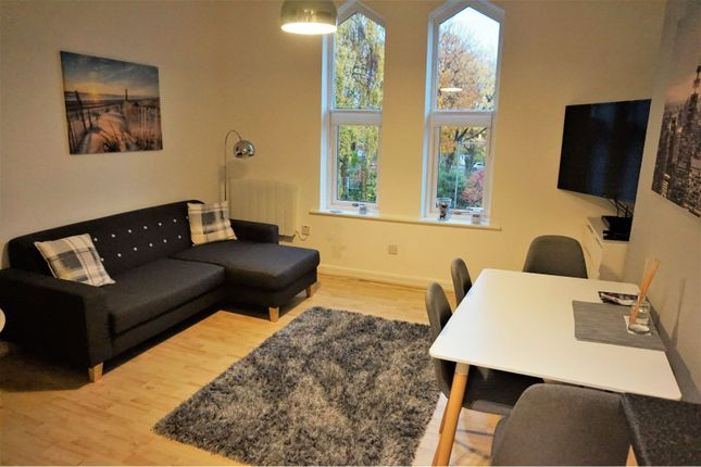 Thumbnail Flat to rent in 1 Half Edge Lane, Manchester