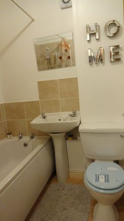 Bathroom of Drewry Court, Derby DE22