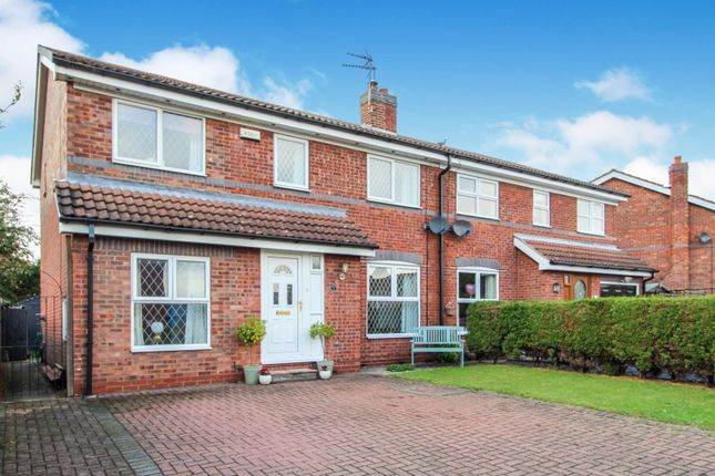 Thumbnail 5 bed semi-detached house for sale in Hill Top Road, Wistow
