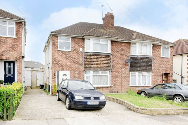 Thumbnail Semi-detached house for sale in Crest Gardens, Ruislip