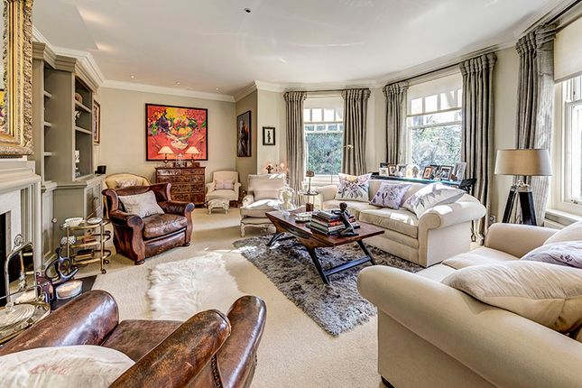Thumbnail Semi-detached house to rent in South Square, Hampstead Garden Suburb, London