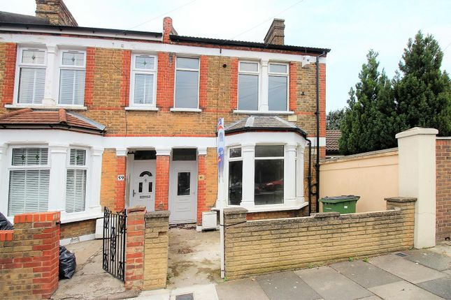 Thumbnail End terrace house for sale in Myrtledene Road, London