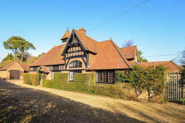 Thumbnail Detached house for sale in Little Gaddesden, Berkhamsted