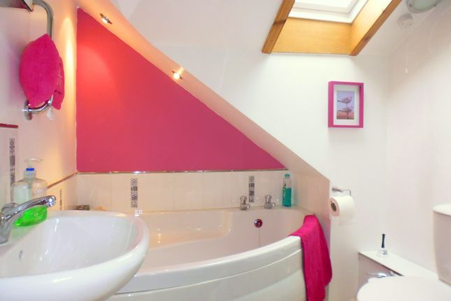 Bathroom  of Kiabute, 22, Battery Place, Rothesay, Isle Of Bute PA20