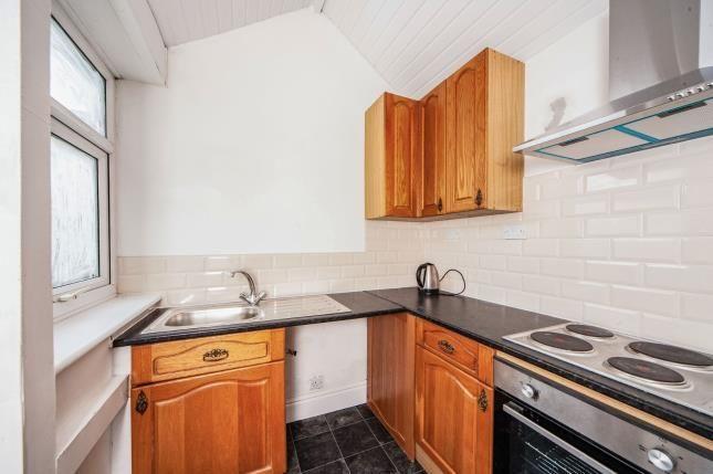 Kitchen of New Market Street, Colne, Lancashire BB8