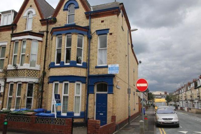 Thumbnail Flat to rent in Tennyson Avenue, Bridlington