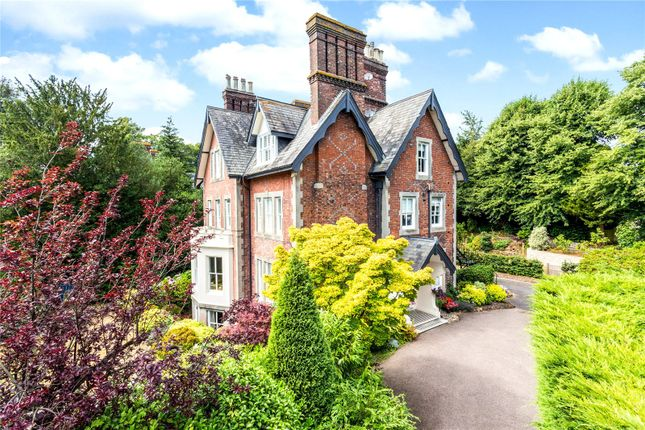 Thumbnail Flat for sale in Calverley Park Gardens, Tunbridge Wells, Kent