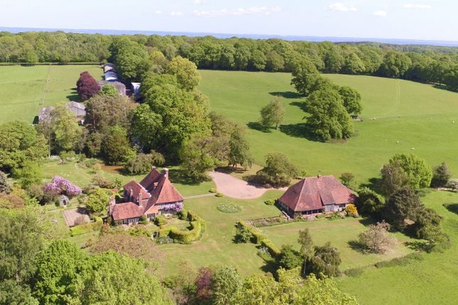 Thumbnail Country house for sale in Goddard's Green Road, Benenden, Cranbrook