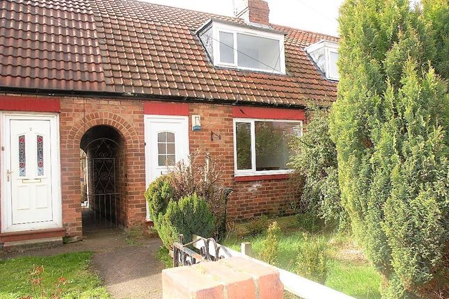 Thumbnail Terraced house to rent in Eversley Place, Wallsend
