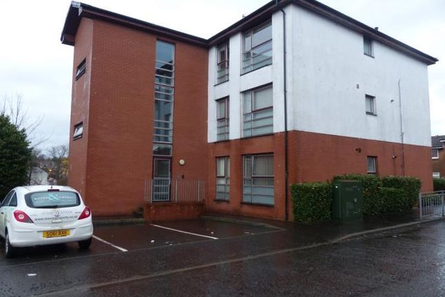 2 bed flat to rent in North Bridge Street, Airdrie ML6