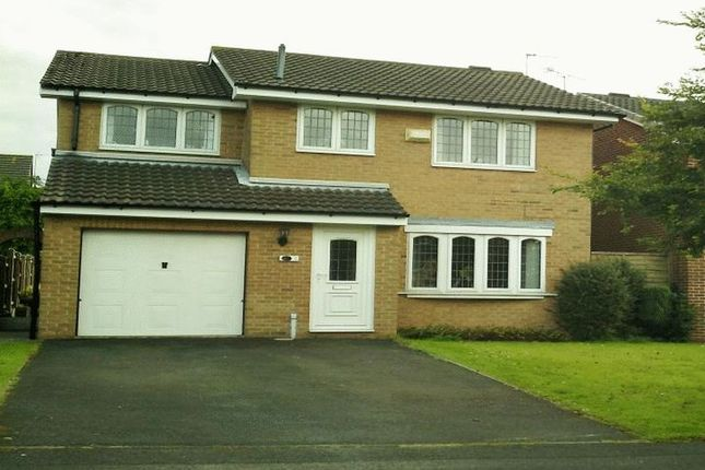 Thumbnail Detached house for sale in Brandling Court, South Shields