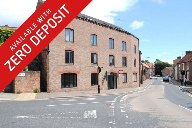 External of Mill House, Duck Hill, Ripon, North Yorkshire HG4