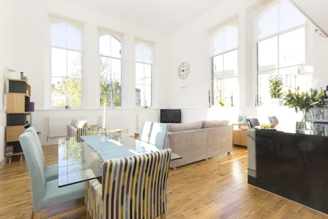 Thumbnail Flat to rent in Marchmont Crescent, Marchmont, Edinburgh