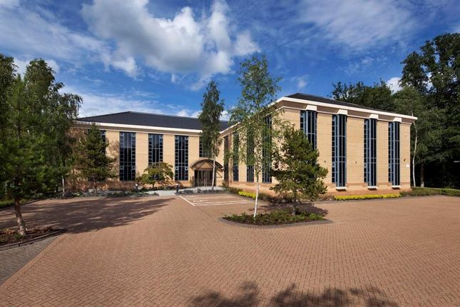 Thumbnail Office to let in One Fleet, Ancells Business Park, Fleet, Hampshire