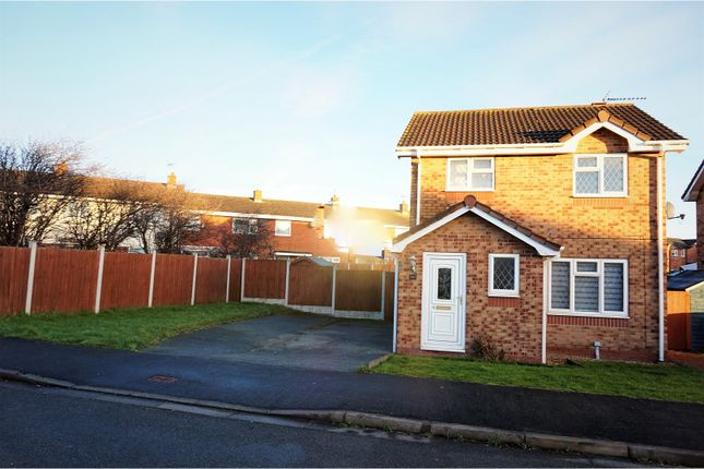 Thumbnail Detached house for sale in Lon Glanfor, Abergele