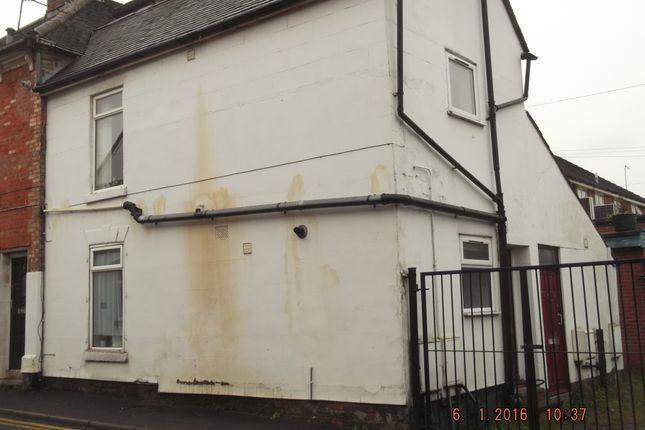Thumbnail Flat to rent in New Street, Glascote, Tamworth