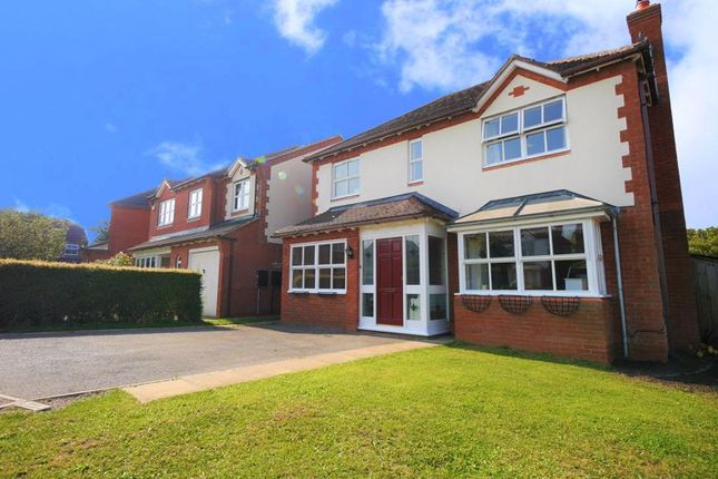 Thumbnail Detached house for sale in Passey Crescent, Benson, Wallingford