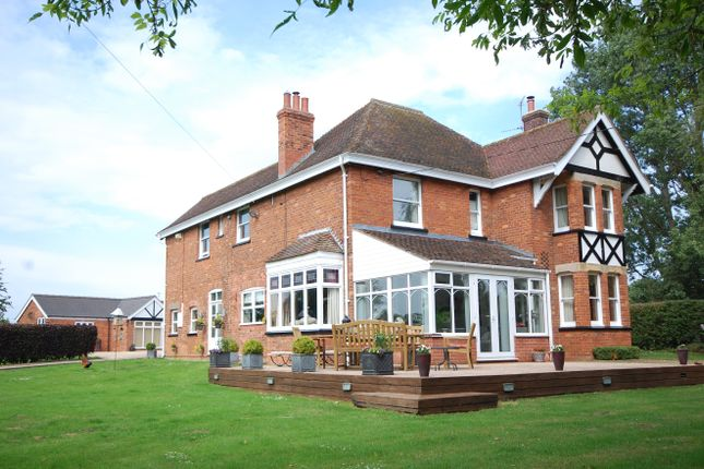 Thumbnail Detached house for sale in Thimbleby, Horncastle