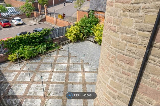 Rear Gardens of Whalers Close, Dundee DD4