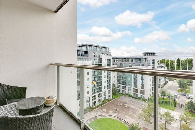 Terrace of Pump House Crescent, Brentford, Middlesex TW8