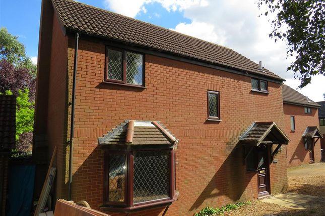 Thumbnail Detached house for sale in Cross Way, Irthlingborough, Wellingborough
