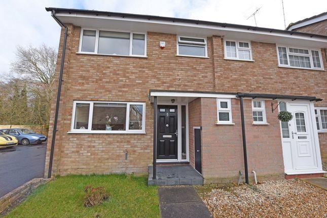 Thumbnail Semi-detached house for sale in Longleat Square, Farnborough