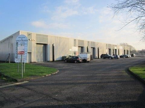 Thumbnail Industrial to let in Greyfriars, Stafford