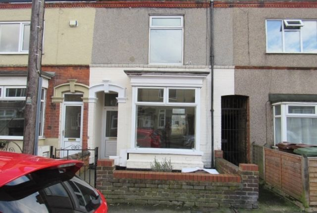 Thumbnail Terraced house to rent in Neville Street, Cleethorpes