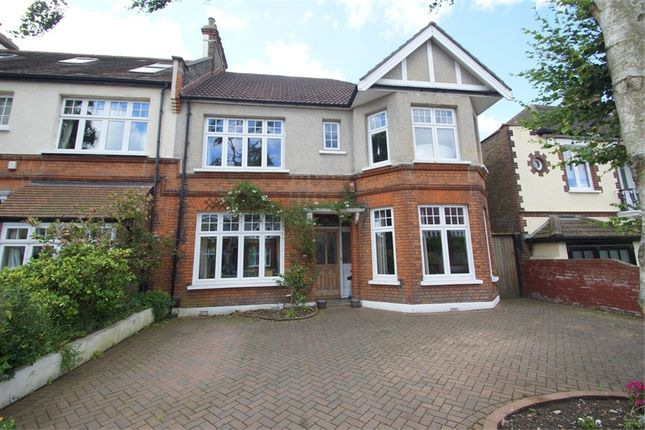 Thumbnail Semi-detached house for sale in Glenshiel Road, London
