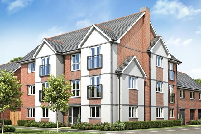 """Thumbnail Flat for sale in """"Highgate"""" at Hyde End Road, Spencers Wood, Reading"""