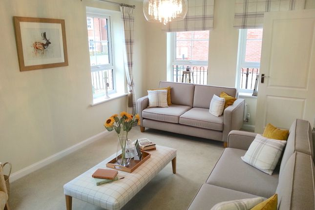Thumbnail Semi-detached house to rent in Longford Park, Bodicote