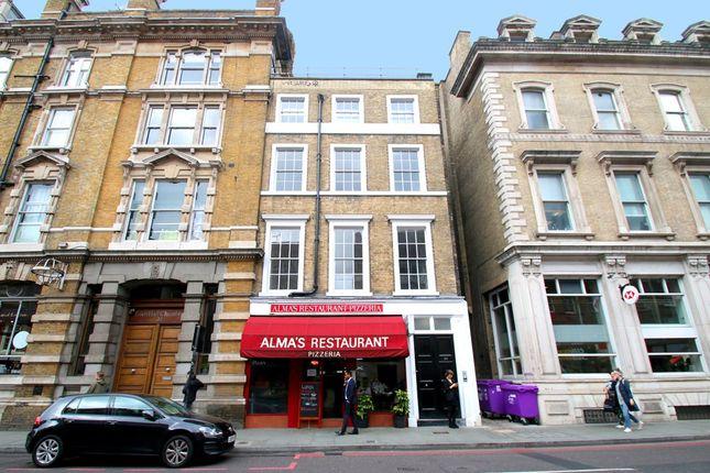 Thumbnail Terraced house to rent in Almas Restaurant, 30 Borough High Street, London, Greater London