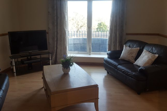 Thumbnail Flat to rent in Cuparstone Place, Great Western Road, Aberdeen