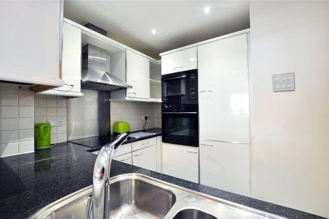 Kitchen of West One House, Fitzrovia W1W