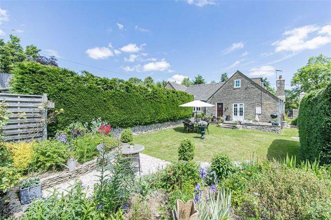 Thumbnail Detached bungalow for sale in Bridge Street, Shilton, Oxfordshire