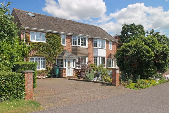 Thumbnail Semi-detached house to rent in Sweetbrier Lane, Exeter, Devon